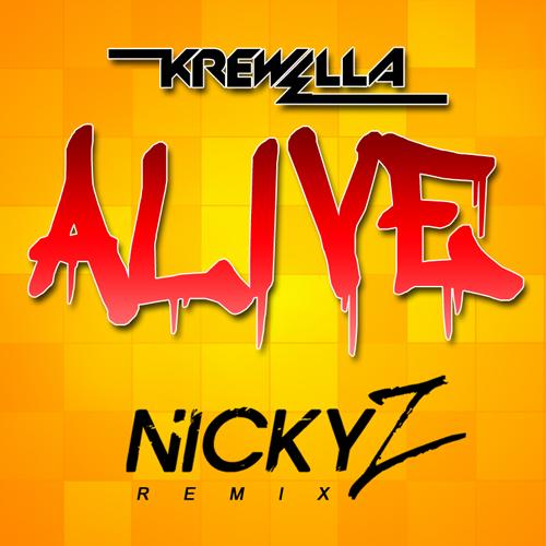 Krewella - Alive - (Nicky Z. Remix)