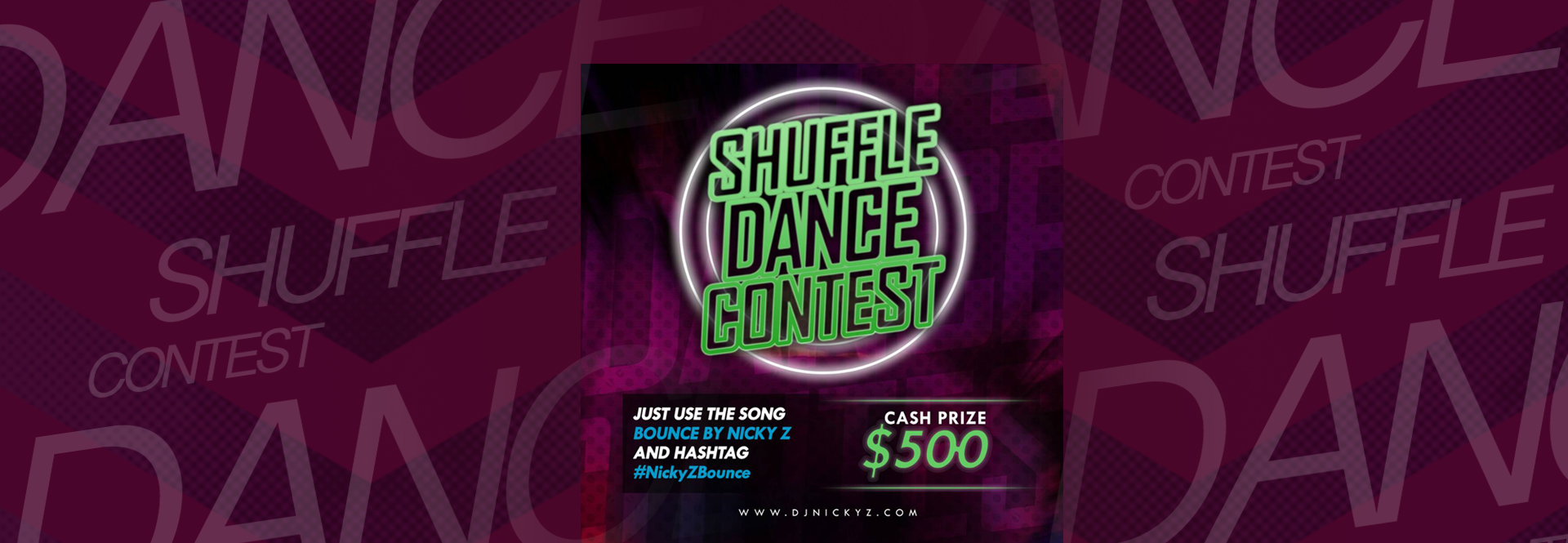 Shuffle Dance Competition