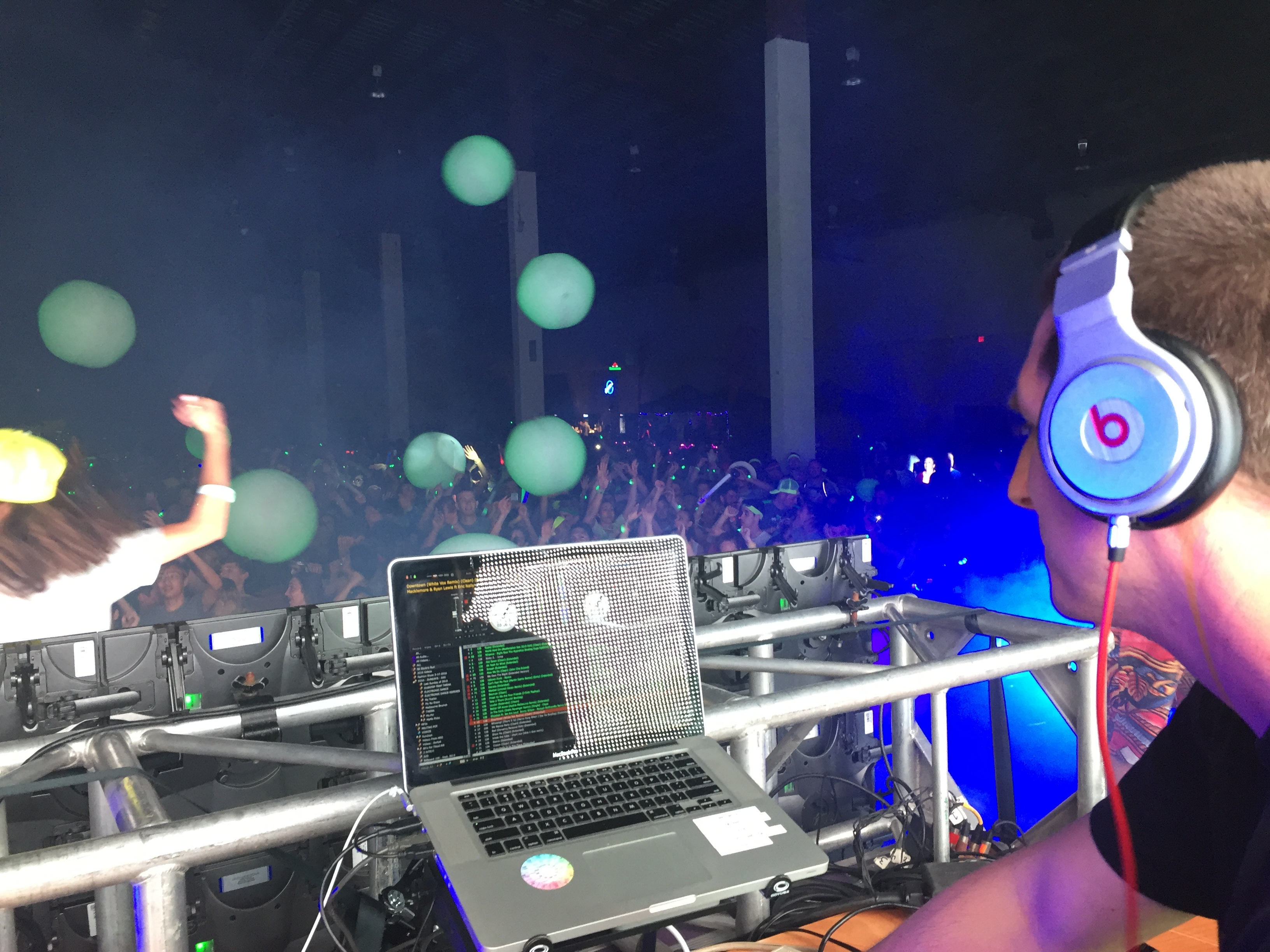Nicky Z. at Electric Run 2016